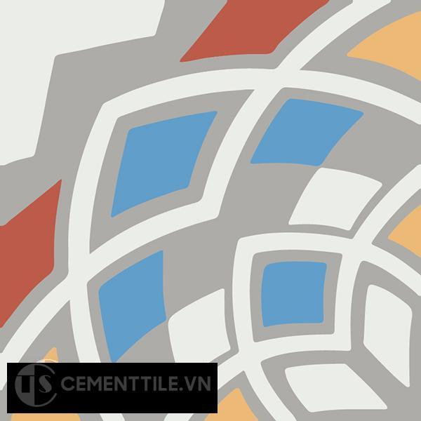 Gạch bông CTS 146.3(4-5-6-8-9) - Encaustic cement tile CTS 146.3(4-5-6-8-9)
