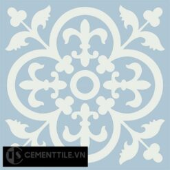 Gạch bông CTS 15.9(4-20) - 4 viên - Encaustic cement tile CTS 15.9(4-20)-4 tiles
