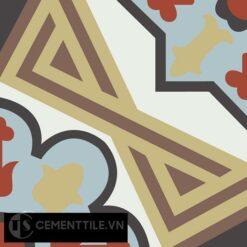 Gạch bông CTS 154.1(4-13-14-29-30-52) - Encaustic cement tile CTS 154.1(4-13-14-29-30-52)