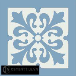 Gạch bông CTS 172.1(4-16) - Encaustic cement tile CTS 172.1(4-16)