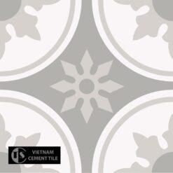 Gạch bông CTS 176.1(4-9-50) - Encaustic cement tile CTS 176.1(4-9-50)