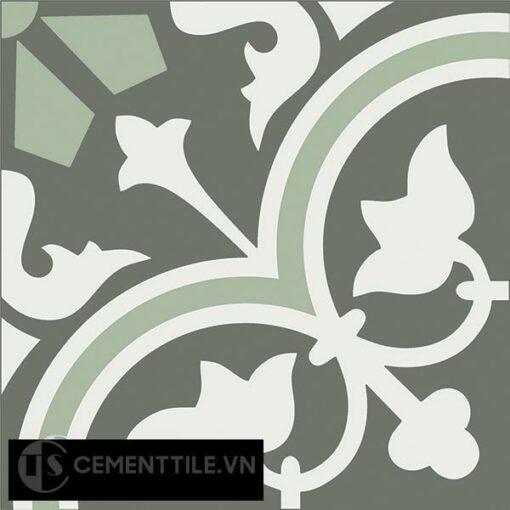 Gạch bông CTS 184.1(3-4-7) - Encaustic cement tile CTS 184.1(3-4-7)