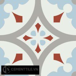 Gạch bông CTS 57.2(2-4-9-30) - Encaustic cement tile CTS 57.2(2-4-9-30)