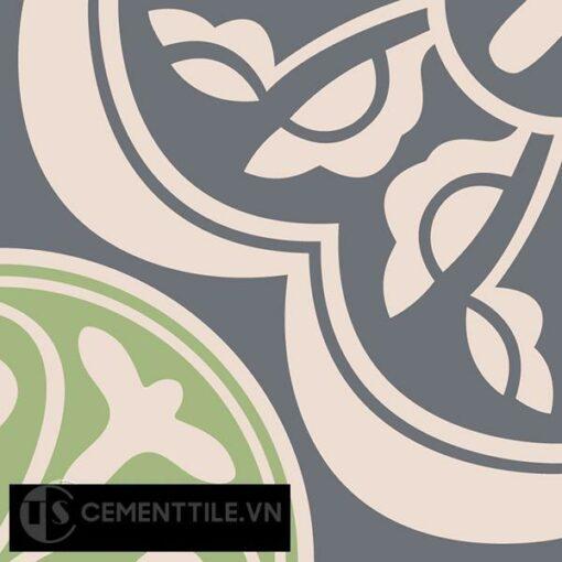 Gạch bông CTS 63.2(27-32-117) - Encaustic cement tile CTS 63.2(27-32-117)