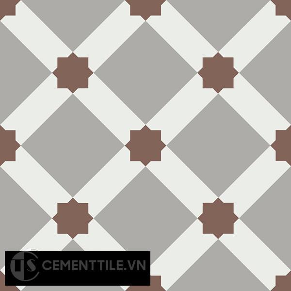 Gạch bông CTS 68.2(4-9-14) - Encaustic cement tile CTS 68.2(4-9-14)