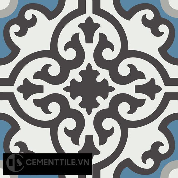 Gạch bông CTS 84.8(4-9-10-13) - Encaustic cement tile CTS 84.8(4-9-10-13)