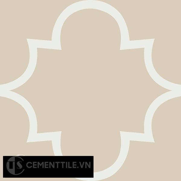 Gạch bông CTS 85.4(4-12) - Encaustic cement tile CTS 85.4(4-12)