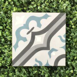 Gạch bông CTS 87.1(1-4-9-13-43) - Encaustic cement tile CTS 87.1(1-4-9-13-43)