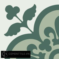 Gạch bông CTS 98.1(4-7-40) - Encaustic cement tile CTS 98.1(4-7-40)