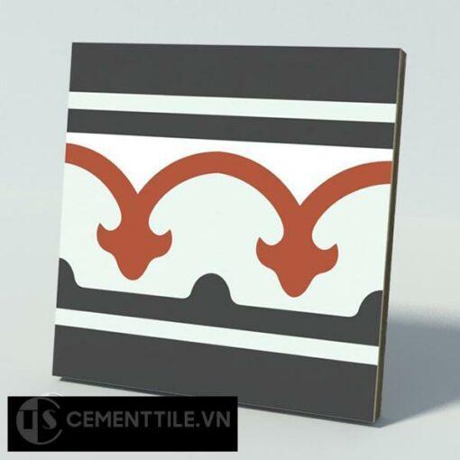 Gạch bông CTS B101.4(4-13-30) - Encaustic cement tile CTS B101.4(4-13-30)