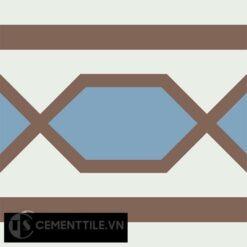 Gạch bông CTS B117.1(4-14-20) - Encaustic cement tile CTS B117.1(4-14-20)
