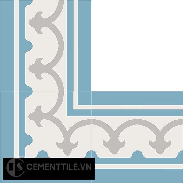 Gạch bông CTS BC101.3(4-9-20) - Encaustic cement tile CTS BC101.3(4-9-20)