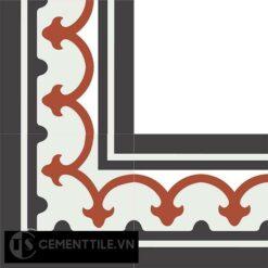 Gạch bông CTS BC101.4(4-13-30) - Encaustic cement tile CTS BC101.4(4-13-30)