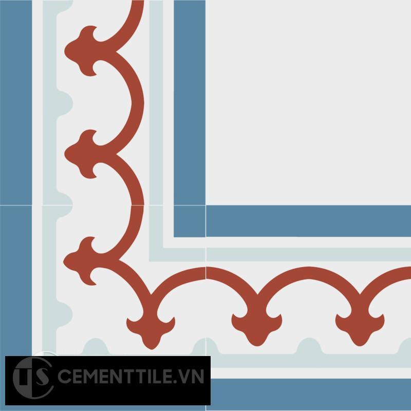 Gạch bông CTS BC101.5(4-10-30-45) - Encaustic cement tile CTS BC101.5(4-10-30-45)