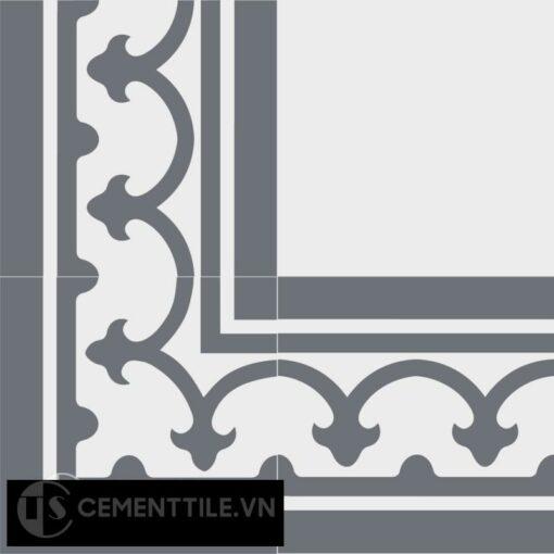 Gạch bông CTS BC101.7(4-32) - Encaustic cement tile CTS BC101.7(4-32)