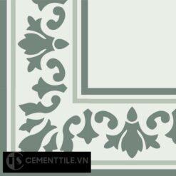 Gạch bông CTS BC115.1(4-24-26) - Encaustic cement tile CTS BC115.1(4-24-26)