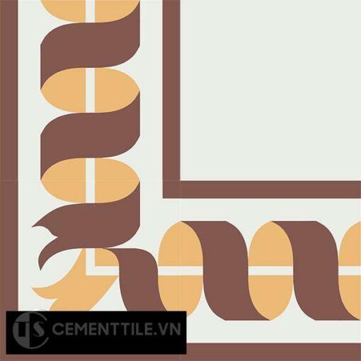 Gạch bông CTS BC120.2(4-6-60) - Encaustic cement tile CTS BC120.2(4-6-60)