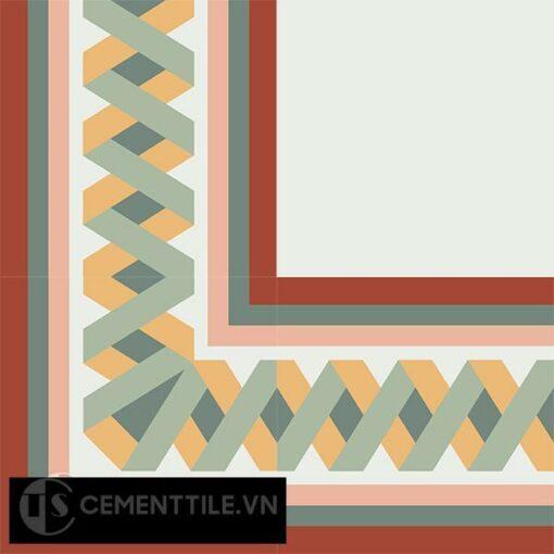 Gạch bông CTS BC121.1(4-6-7-24-30-38) - Encaustic cement tile CTS BC121.1(4-6-7-24-30-38)