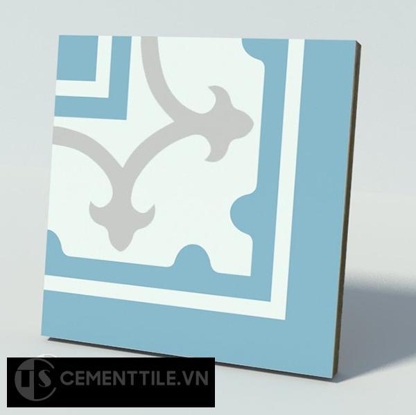 Gạch bông CTS C101.3(4-9-20) - Encaustic cement tile CTS C101.3(4-9-20)