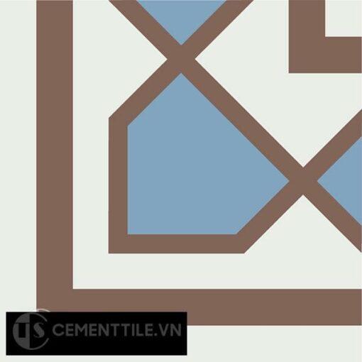 Gạch bông CTS C117.1(4-14-20) - Encaustic cement tile CTS C117.1(4-14-20)