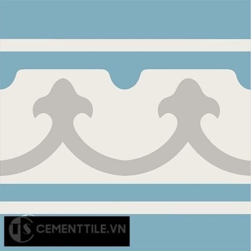 Gạch bông CTS B101.3(4-9-20) - Encaustic cement tile CTS B101.3(4-9-20)