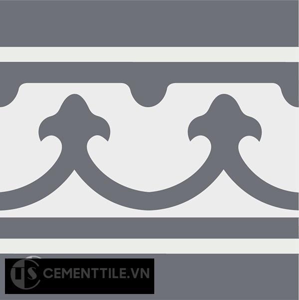 Gạch bông CTS B101.7(4-32) - Encaustic cement tile CTS B101.7(4-32)