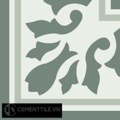 Gạch bông CTS C115.1(4-24-26) - Encaustic cement tile CTS C115.1(4-24-26)
