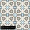 Gạch bông CTS 182.1(4-10-28) - 16 viên - Encaustic cement tile CTS 182.1(4-10-28)-16 tiles