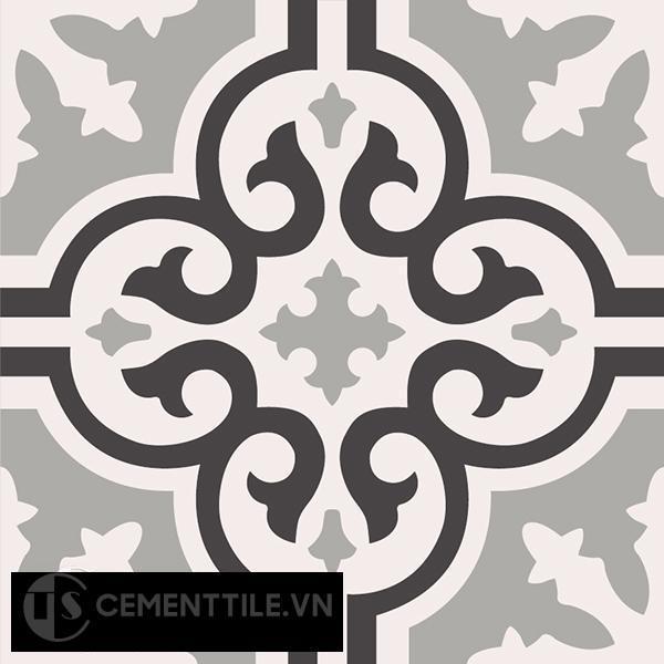 Gạch bông CTS 1.44(4-9-13) - Encaustic cement tile CTS 1.44(4-9-13)
