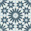 Gạch bông CTS 19.11(1-2-4) – 4 viên – Encaustic cement tile CTS 19.11(1-2-4)-4 tiles