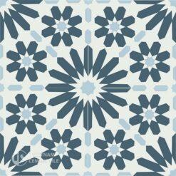 Gạch bông CTS 19.11(1-2-4) - 4 viên - Encaustic cement tile CTS 19.11(1-2-4)-4 tiles