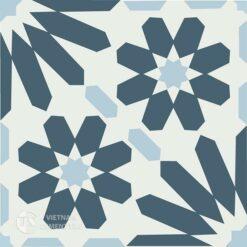 Gạch bông CTS 19.11(1-2-4) - Encaustic cement tile CTS 19.11(1-2-4)