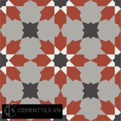 Gạch bông CTS 3.10(4-9-13-30) - Encaustic cement tile CTS 3.10(4-9-13-30)
