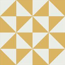Gạch bông CTS 34.6(4-6) - Encaustic cement tile CTS 34.6(4-6)