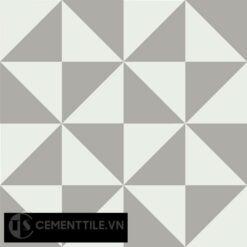 Gạch bông CTS 34.5(4-9) - Encaustic cement tile CTS 34.5(4-9)