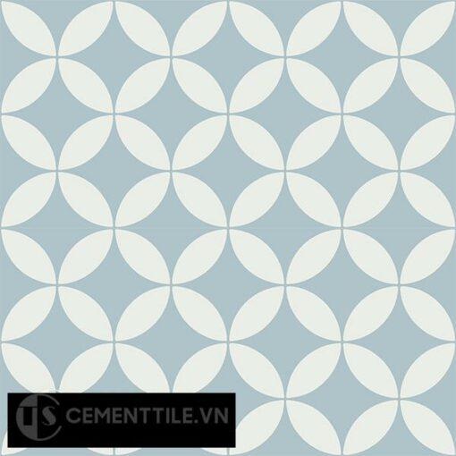 Gạch bông CTS 6.17(4-29) - 4 viên - Encaustic cement tile CTS 6.17(4-29)-4 tiles