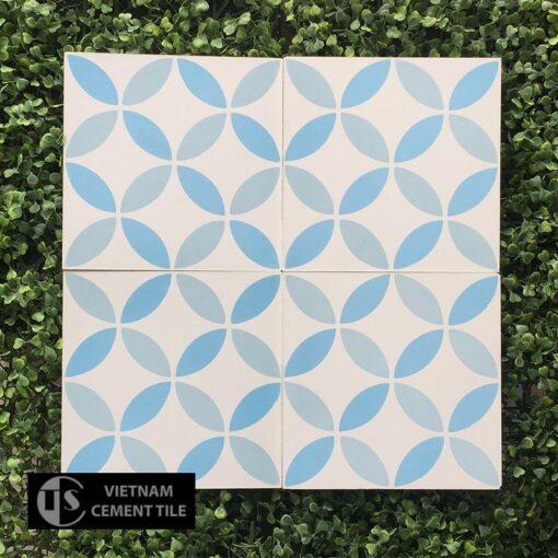Gạch bông CTS 6.19(2-4-16) - Encaustic cement tile CTS 6.19(2-4-16)