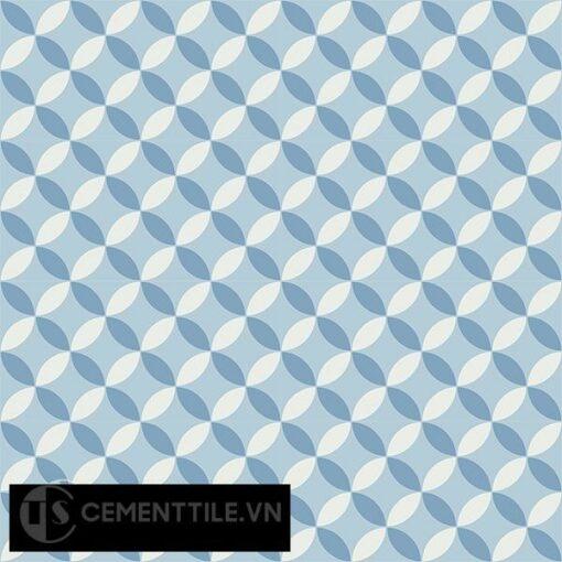 Gạch bông CTS 6.20(2-4-16) - 16 viên - Encaustic cement tile CTS 6.20(2-4-16)-16 tiles