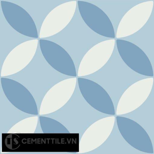 Gạch bông CTS 6.20(2-4-16) - Encaustic cement tile CTS 6.20(2-4-16)
