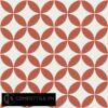 Gạch bông CTS 6.21(4-5) – 4 viên – Encaustic cement tile CTS 6.21(4-5)-4 tiles