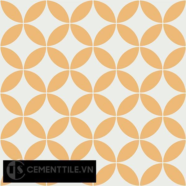 Gạch bông CTS 6.22(4-6) - 4 viên - Encaustic cement tile CTS 6.22(4-6)-4 tiles