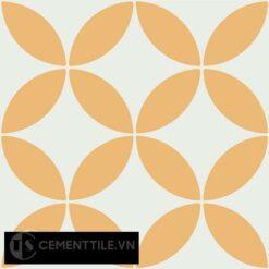 Gạch bông CTS 6.22(4-6) - Encaustic cement tile CTS 6.22(4-6)