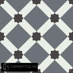 Gạch bông CTS 68.6(4-13-32) - Encaustic cement tile CTS 68.6(4-13-32)