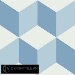 Gạch bông CTS 8.10(2-4-16) - Encaustic cement tile CTS 8.10(2-4-16)