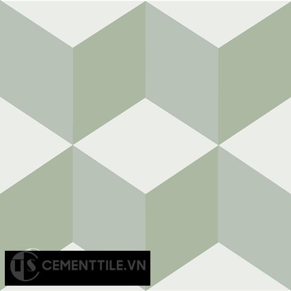 Gạch bông CTS 8.13(4-7-26) - Encaustic cement tile CTS 8.13(4-7-26)