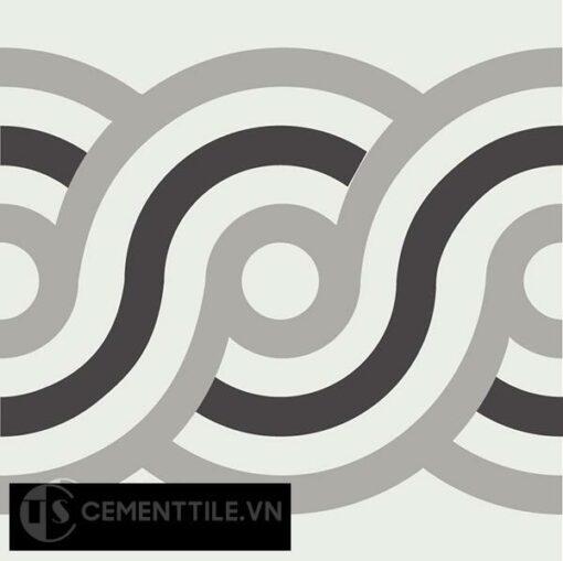 Gạch bông CTS B116.2(4-9-13) - Encaustic cement tile CTS B116.2(4-9-13)
