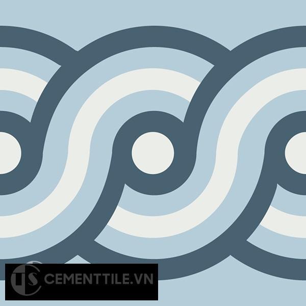 Gạch bông CTS B116.3(1-2-4) - Encaustic cement tile CTS B116.3(1-2-4)