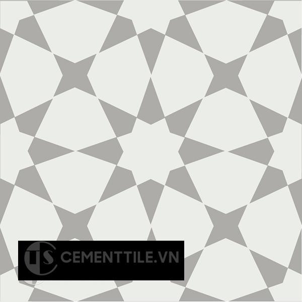 Gạch bông CTS 141.4(4-9) - Encaustic cement tile CTS 141.4(4-9)