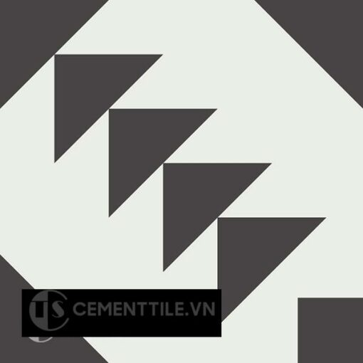 Gạch bông CTS 157.1(4-13) - Encaustic cement tile CTS 157.1(4-13)