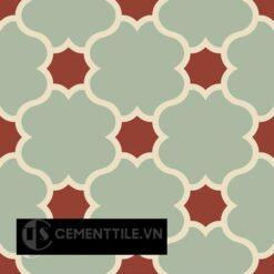 Gạch bông CTS 168.3(7-59-62) - Encaustic cement tile CTS 168.3(7-59-62)